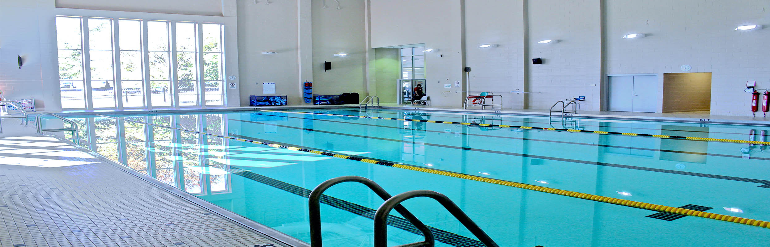 Marietta Recreation and Wellness Lap Pool