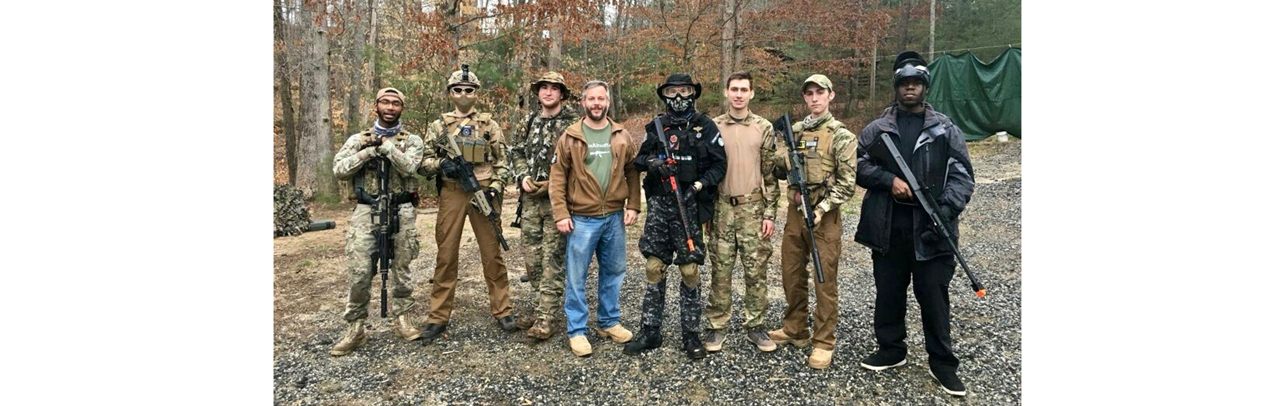 KSU Airsoft Club Team
