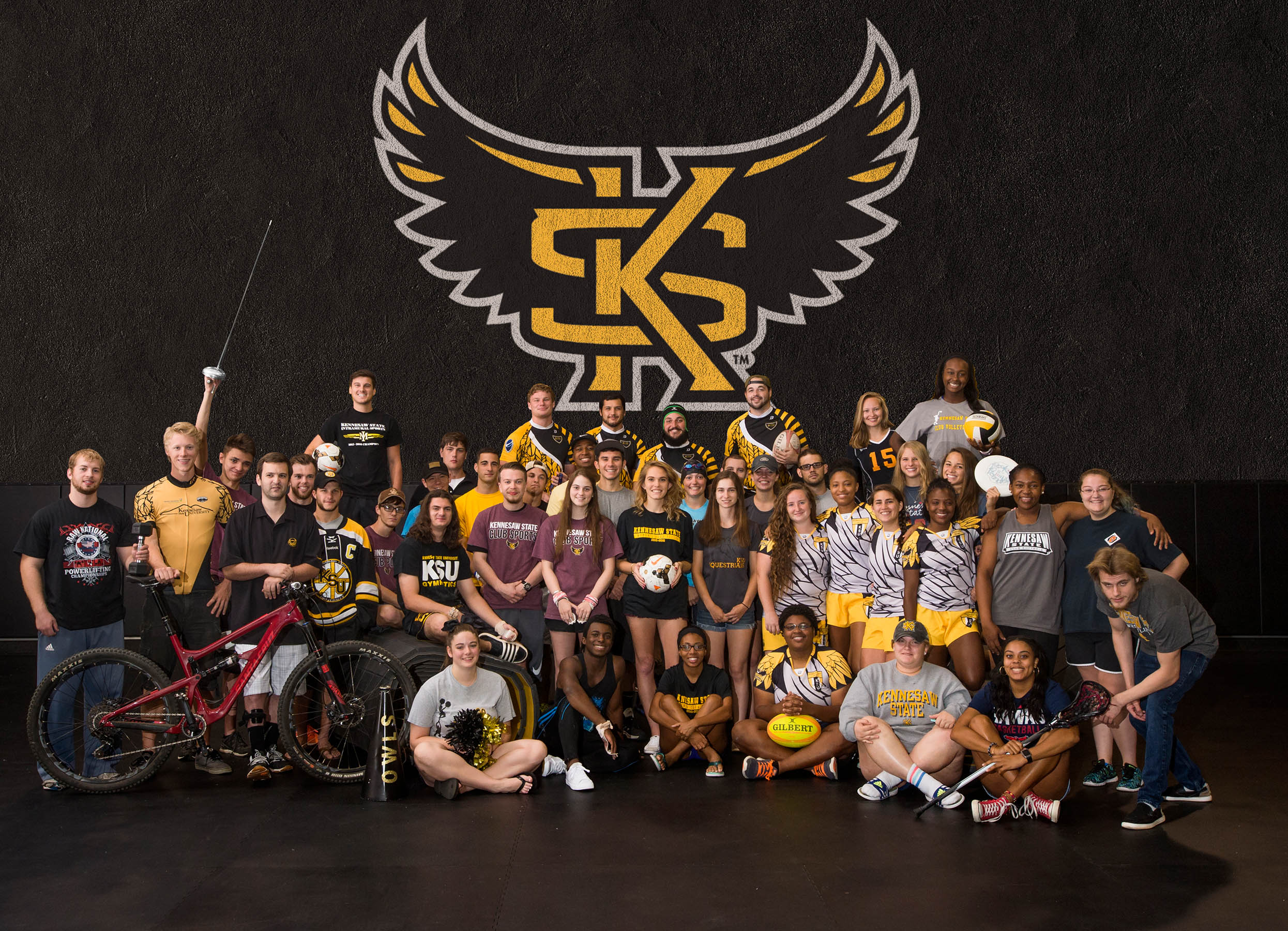 KSU Club Sport Athletes