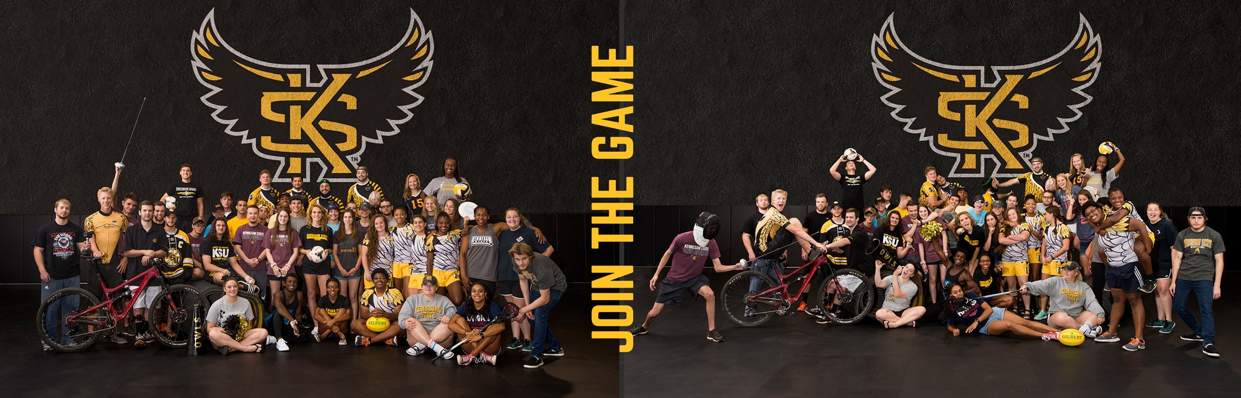 KSU Club Sports banner image