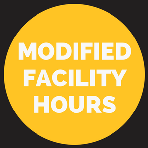 modified facility hours