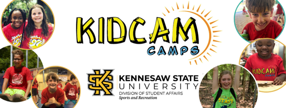 KidCam Camps at KSU photos of campers